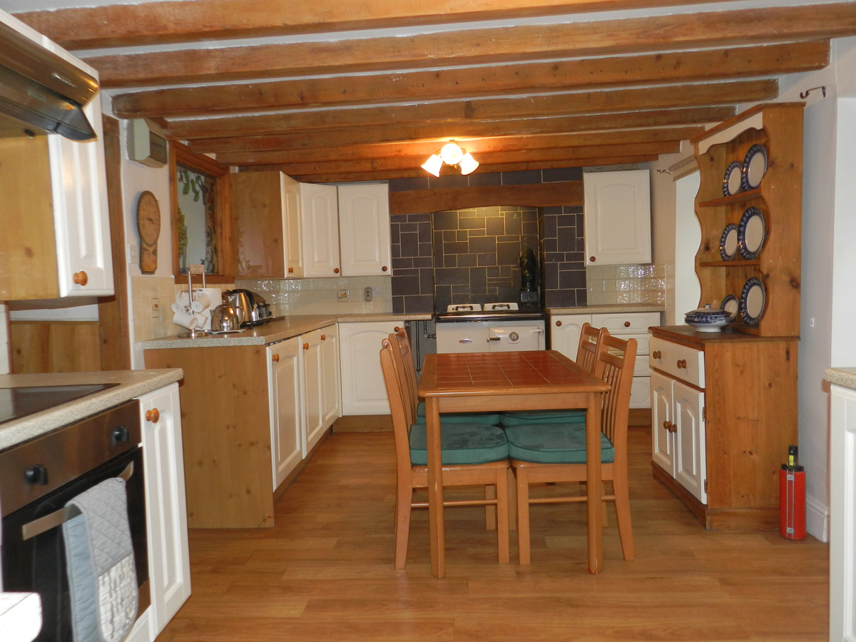 self catering holiday