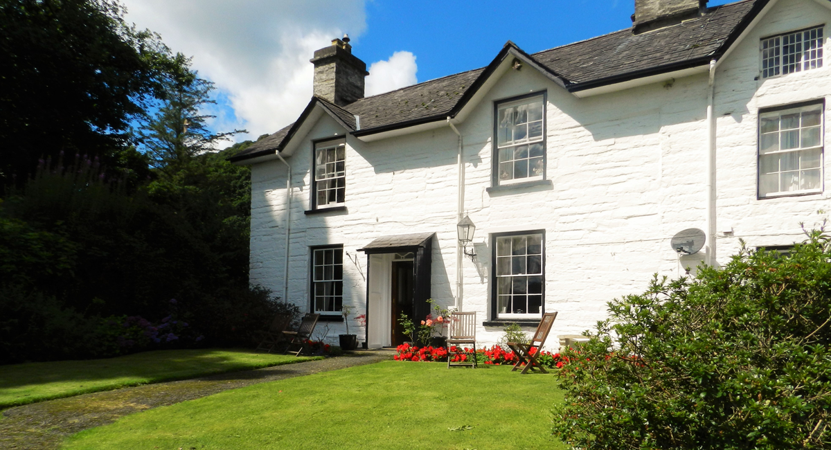 b&b holiday mid wales